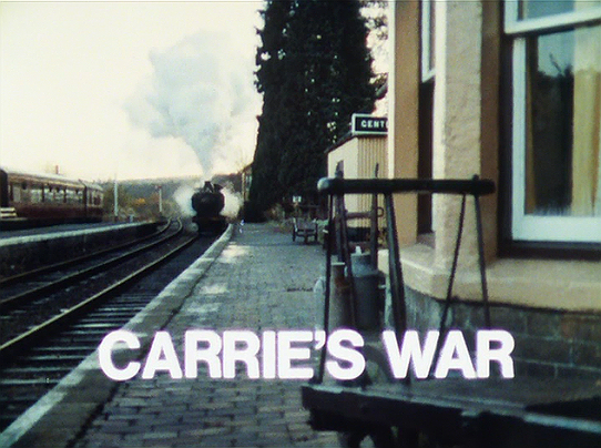 Carries' War - episode one - opening titles (Hampton Loade)