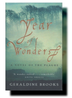 Cover of the paperback edition of Year of Wonders