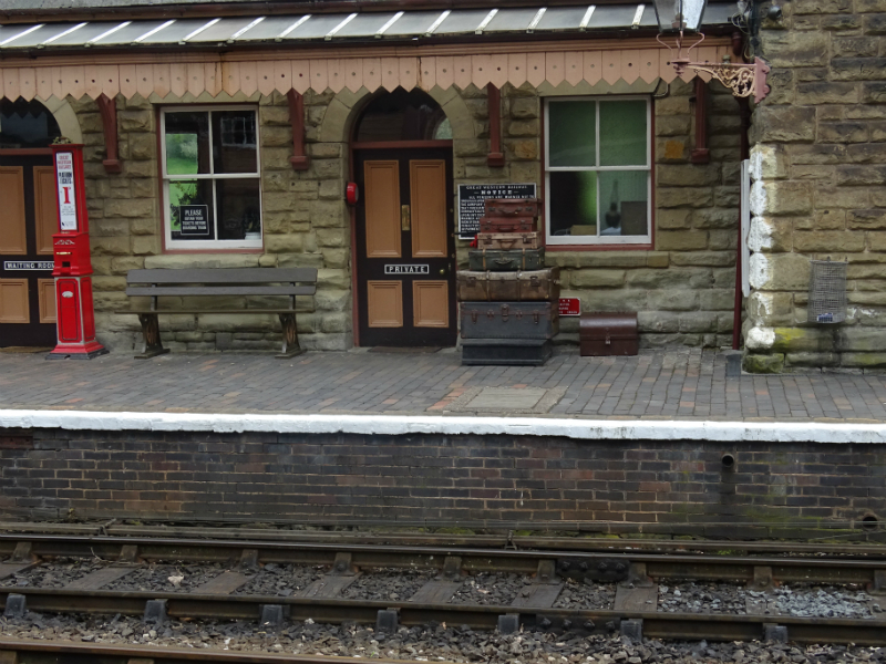 Highley Station as seen in Bridgehead