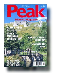 Peak District Magazine July 2004