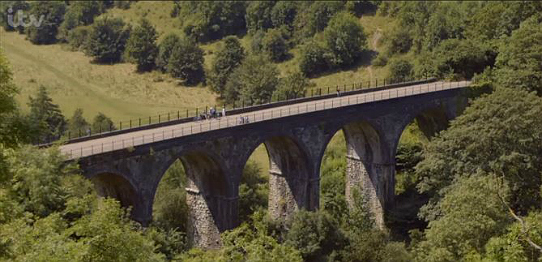 The Monsal Viaduct