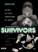 Survivors series one DVD boxset cover